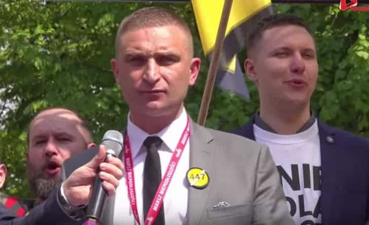 """Prezes Marszu Niepodległości dziękuje za udział w manifestacji: """"Nie zatrzymamy się"""""""