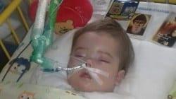 Zmarł 11-miesięczny Szymon – rodzice walczyli o jego życie