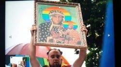 Częstochowa: doszło do profanacji Świętego Obrazu. Roty Niepodległości zawiadomią prokuraturę
