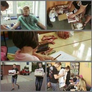 """""""Oddaj krew i podaruj dzieciom paczkę słodyczy"""" – wszechpolska akcja dla potrzebujących dzieci"""
