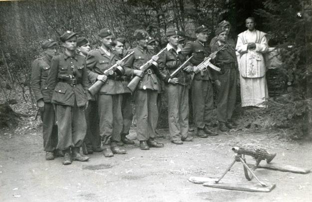 70. rocznica śmierci ks. Władysława Gurgacza