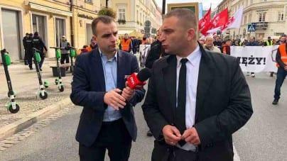 Bąkiewicz apeluje o zawierzenie Polski Niepokalanemu Sercu Maryi [WIDEO]