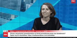 Anna Bryłka o słabym przygotowaniu państwa polskiego na kryzys rolniczy [WIDEO]