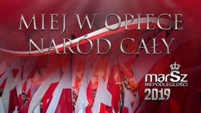 Marsz Niepodległości pod ostrzałem Prymasa Polski. Abp skrytykował… symbole religijne