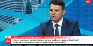"""Mentzen o tragicznym stanie polskiej gospodarki: """"Kryzys dopiero się rozkręca"""""""