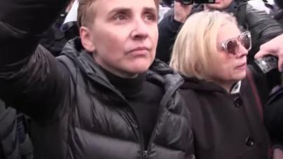 """Skandaliczne zachowanie Joanny Scheuring-Wielgus. """"Faszyści"""""""