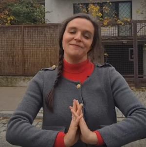 Klaudia Jachira znowu kpi z religii. Świetna odpowiedź Winnickiego