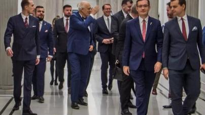 """Konfederacja podsumowuje ostatnie wydarzenia w Sejmie. """"Raport"""""""