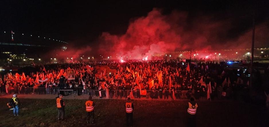 """Warszawski ratusz tropi """"nienawiść"""" na Marszu Niepodległości i zawiadamia prokuraturę"""