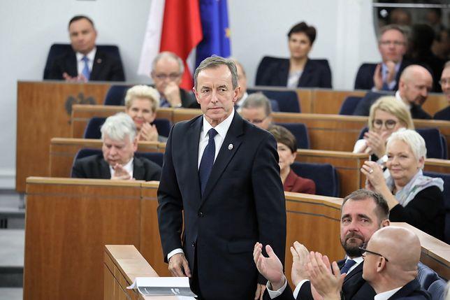"""Tomasz Grodzki krytycznie o rekonstrukcji rządu:""""Przypomina yeti"""""""