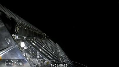 Konstelacja Starlink poszerzyła się o dodatkowe satelity