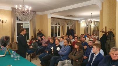 Spotkanie z Krzysztofem Bosakiem w Jaworznie za nami. Dzisiaj kolejne