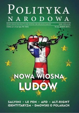 """Nowy numer """"Polityki Narodowej"""". Tematem """"Nowa Wiosna Ludów"""""""