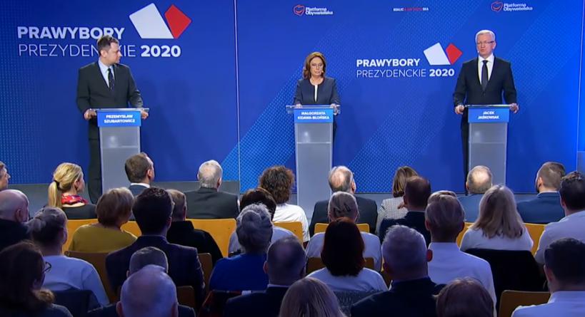 """Prawybory w Platformie Obywatelskiej. """"To jest kabaret"""""""