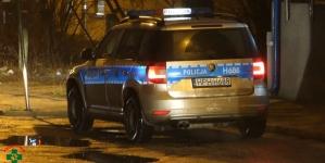 Wypadek samochodowy pod Ostrołęką