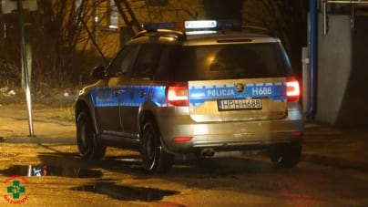 Zderzenie samochodu z drzewem: Kierowca zginął na miejscu