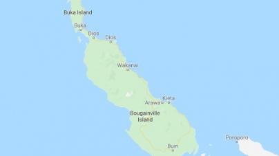Wyspa Bougainville'a ogłosiła niepodległość po przebytym referendum