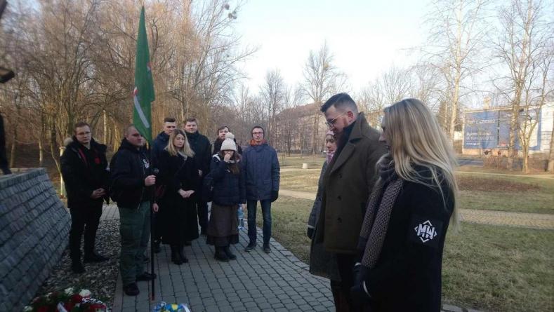 Ruch Narodowy zorganizował obchody Tragedii Górnośląskiej