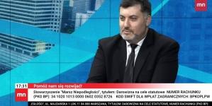 """Artur Dziambor o ministrze finansów:""""Nawet koledzy nie wiedzą kto to"""""""