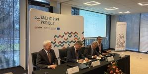 Wojciech Jakóbik o Baltic Pipe oraz o jego geostrategicznym znaczeniu [WIDEO]