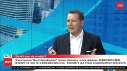 """Krystian Kamiński o Putinie: """"To były podłe i bezczelne kłamstwa"""""""