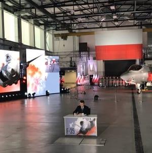 Mariusz Błaszczak podpisał umowę na 32 samoloty F-35 wartą blisko 5 mld dolarów
