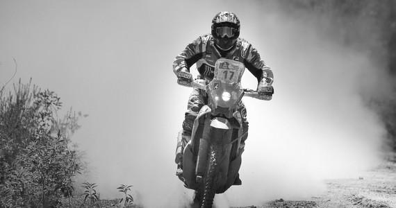Śmiertelny wypadek motocyklisty na Rajdzie Dakar