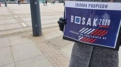 Poznań: Działacze Konfederacji zaatakowani w środku dnia podczas zbiórki podpisów