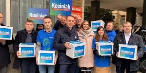 Polskie Stronnictwo Ludowe zebrało podpisy. Nie obyło się bez manipulacji