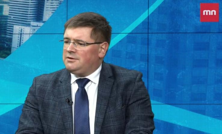 Tomasz Rzymkowski o apokaliptycznej lewicy i praworządności [WIDEO]