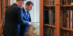 Spotkanie Duda-Macron: Podpisano deklaracje o partnerstwie strategicznym