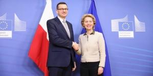 Morawiecki: Ambitna Europa potrzebuje ambitnego budżetu
