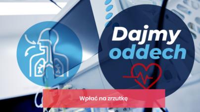 Roty Niepodległości wciąż prowadzą zbiórkę na respiratory dla Polaków