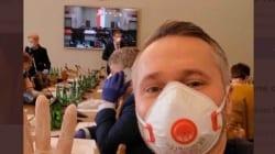 """Żenujący wpis Wałęsy w Sejmie: """"Brakuje jedynie DJ-a i zaczynamy imprezę"""""""