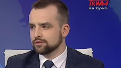Michał Murgrabia w Telewizji Trwam rozmawiał o okultyzmie