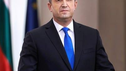 Prezydent Bułgarii zawetował ustawę wprowadzającą stan wyjątkowy