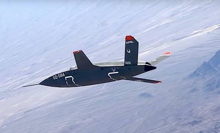 Rewolucyjny dron bojowy Stanów Zjednoczonych