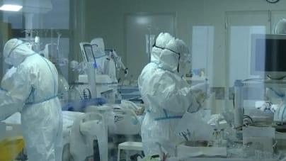 Dominikanki z Krakowa pomagają zarażonym koronawirusem w Bochni