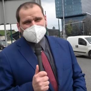 """""""Tutaj kamer TVP nie będzie"""". Protest przedsiębiorców w Katowicach! [WIDEO]"""
