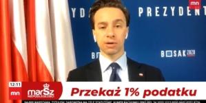 Krzysztof Bosak ostro o atakach na hodowców zwierząt! [WIDEO]