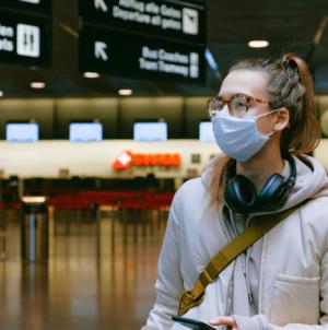 Włochy: 400 euro kary za naruszenie przepisów noszenia maseczek