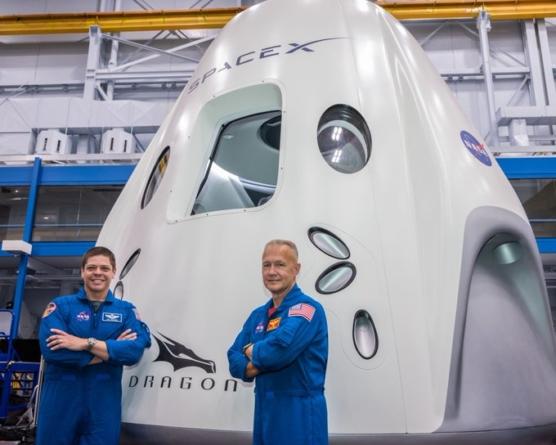 Pierwszy lot załogowy kapsuły Dragon odbędzie się 27 maja