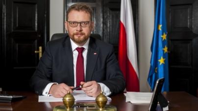 """Dworczyk broni Szumowskiego: """"Nagonka, próba zniszczenia człowieka"""""""