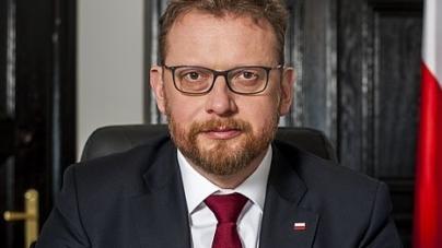 [PILNE!] Minister Szumowski podaje się do dymisji
