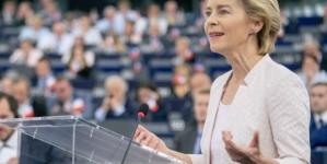 Ursula von der Leyen popiera atak na Polskę. Chodzi o strefy wolne od LGBT