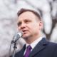 Andrzej Duda sceptycznie nastawiony do propozycji debaty WP, TVN 24 I Onet: Dlaczego polskie media mają tracić pieniądze?