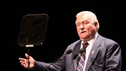 Wałęsa: Jeśli świat nam niepomoże, niebędziemy mieli wyboru