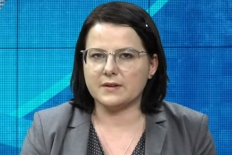 """Kaja Godek: """"Bez obrony życia nie będzie stabilizacji państwa"""" [WIDEO]"""