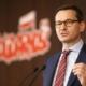 """Premier Morawiecki prosi Sejm o wotum zaufania. """"Pożar"""""""