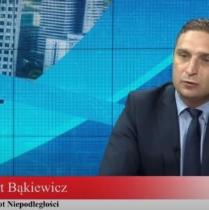 """Robert Bąkiewicz dosadnie o rozpadzie państwa. """"Zderzyliśmy się z górą lodową"""" [WIDEO]"""